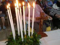 2 février : Bénédiction des cierges...