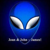 Joan & John - James!