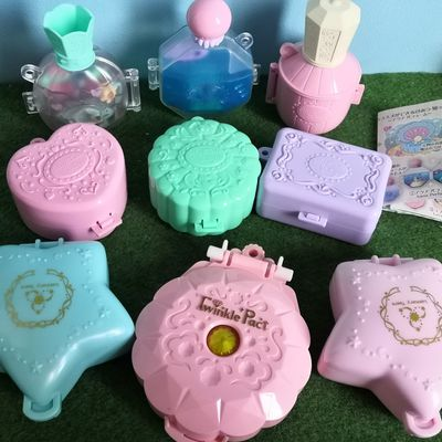 Cousins des Polly Pocket: les Twinkle Pact, Luminary Tears et autre My Little Fairy!