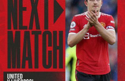 Manchester United / Liverpool : Sur quelles chaînes suivre la rencontre dimanche ?