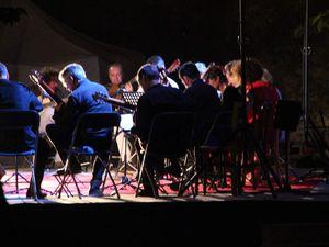 le XIXème FESTIVAL INTERNATIONL de GUITARE de Lambesc vient de s'achever...