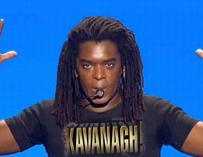 Anthony Kavanagh ! son premier spectacle
