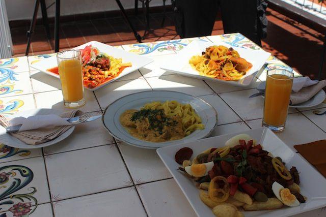Hostal de Su Merced et dégustation de nouveaux plats