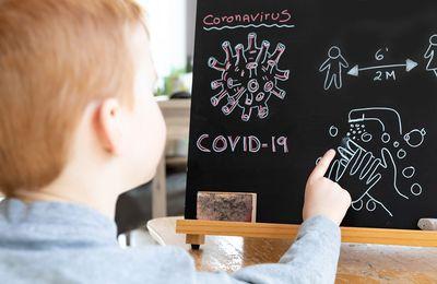 Covid -19 Les gestes barrières à l'école