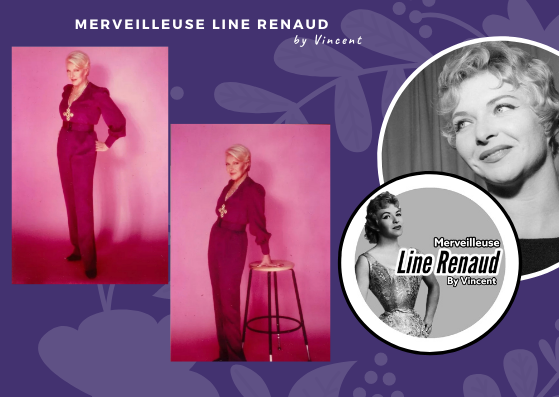 PHOTOS: Shooting de Line Renaud