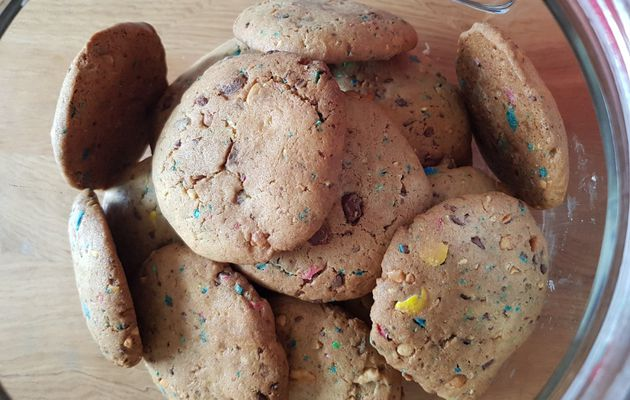 Cookies aux M&M's Thermomix
