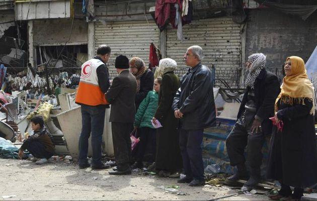 Syrie: quatre ans de guerre et toujours pas d'issue.