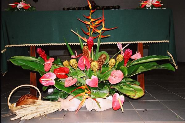 Martinique: île aux fleurs