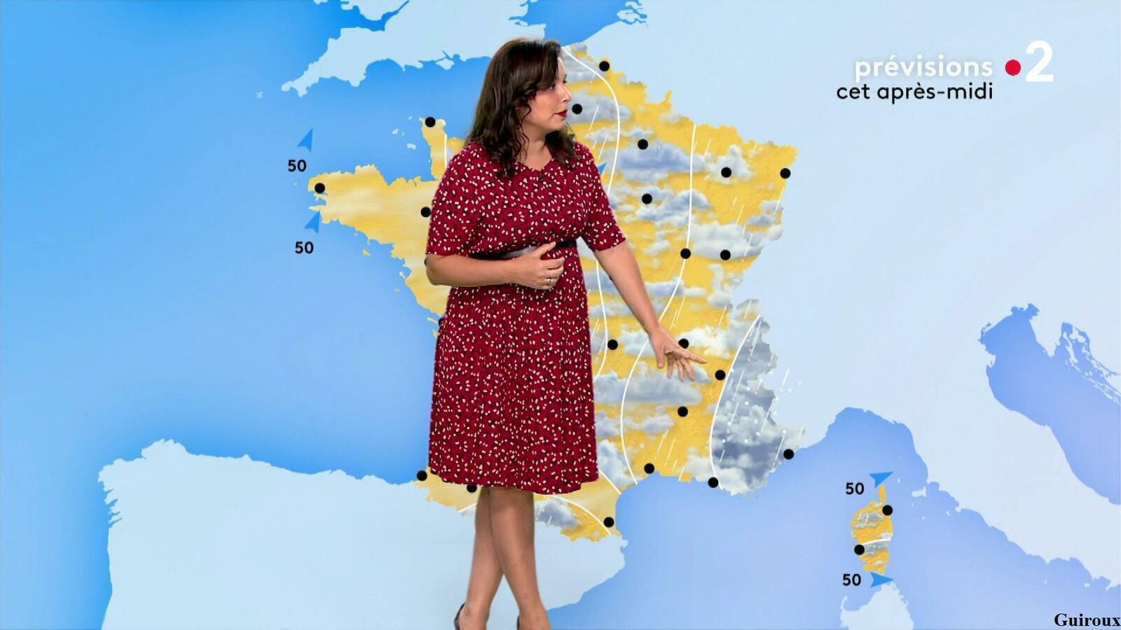 Anaïs Baydemir 26/09/2020 Journaux météo du midi