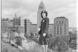 Josephine Serrano Collier dies at 91; LAPD's first Latina officer