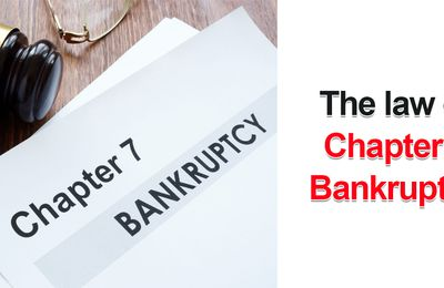 Understanding the law of Chapter 7 Bankruptcy