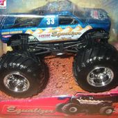 EQUALIZER MONSTER JAM HOT WHEELS BIG FOOT LUCAS PRODUCTS - car-collector.net