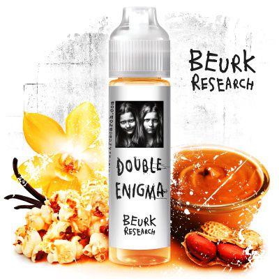 Test - Eliquide - Double Enigma de chez Beurk Research