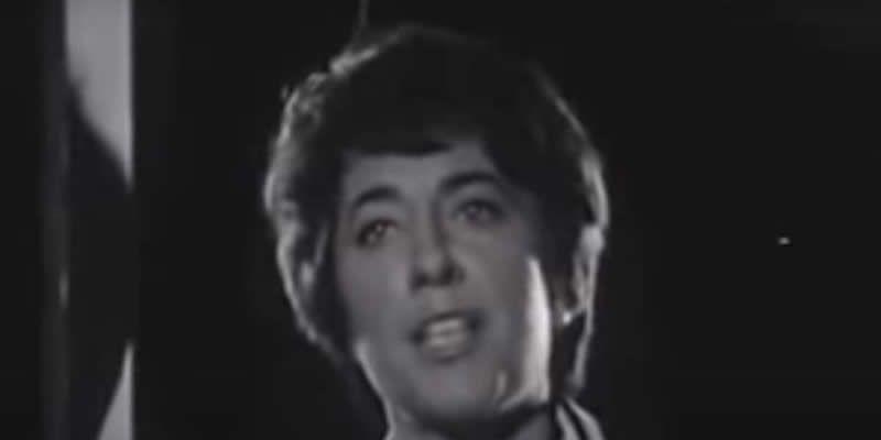 Hélène Martin est décédée à 92 ans © Crédit photo : capture Youtube