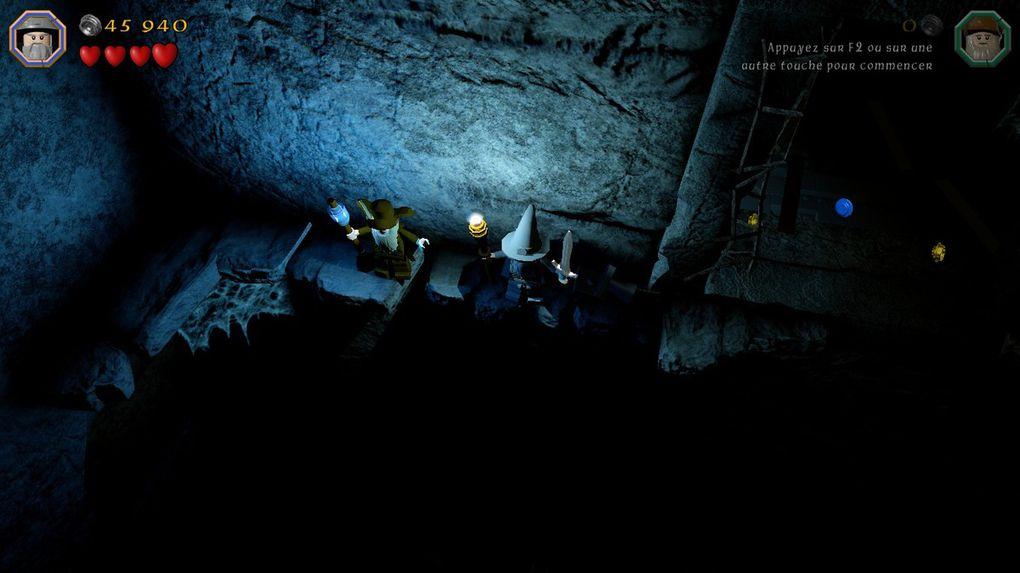 LEGO Le Hobbit sur PC