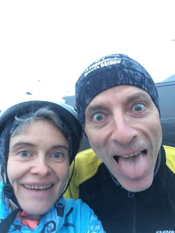 2 Bike & Run VERSION ALAIN ET PIERRINE.
