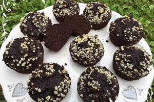 Petits moelleux choco & courgette
