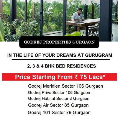 Buy Godrej Properties Dwarka Expressway, To The Heart Of Gurgaon