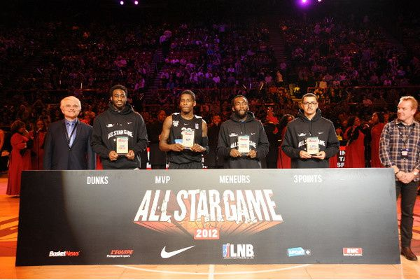 All-Star Game - Pro A: La sélection étrangère s'impose