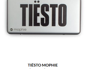 Black Friday Tiësto !