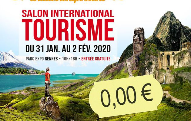 Salon International du Tourisme de Rennes 2020