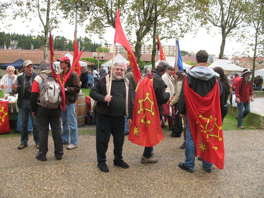 2009 manifestation à Carcassonne