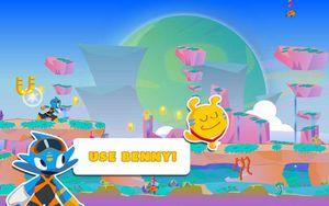 Découvrez Hoop's Run, le runner galactique eco friendly !