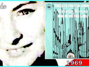 Kristie kranz, une chanteuse lilloise qui a fini par descendre à paris, elle a eu plusieurs vies, petit rat de l'opéra et chanter avec Johnny