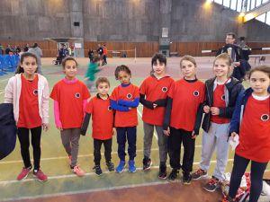 Belle participation des jeunes du PSC aux compétitions en salle des 27 et 28 janvier