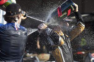 Moet & Chandon remplace Mumm en Formule E