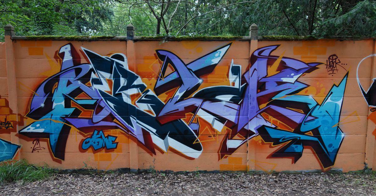 Street Art : Graffitis & Fresques Murales 91201 Draveil