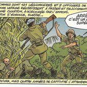 La guerre d'Indochine (1946-1954) dans les BD françaises - 3/3 Les prisonniers de guerre, les taxi girls et les trafics