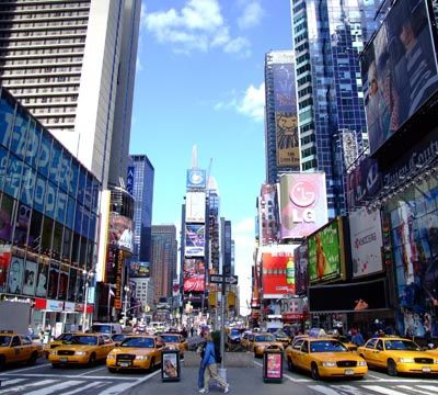 NEW-YORK: CROQUEZ LA BIG APPLE !