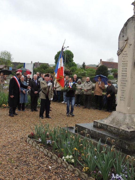 Commémoration du centenaire de la guerre 1914-1918