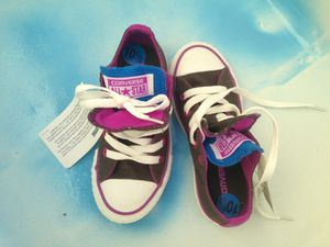 converse all star double tongue noir fushia bleue mode basket  sur charlotteblabla blog