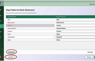 How to Import Bank Statements with Dancing Numbers into QuickBooks Desktop