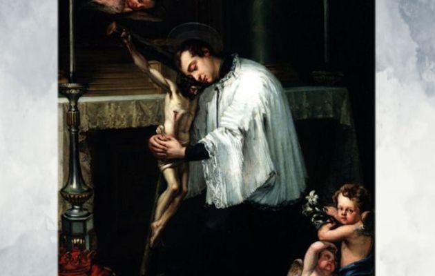 21 Giugno : San Luigi Gonzaga - Preghiere, Litanie, Inno e vita