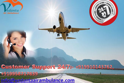 Solely providing low vary Service and high-tech air ambulance services