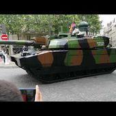 Armed convoy Bastille day 2019 Paris