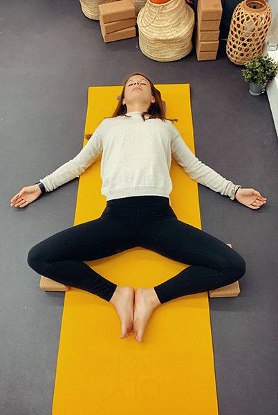 papillon yoga sommeil bernieshoot