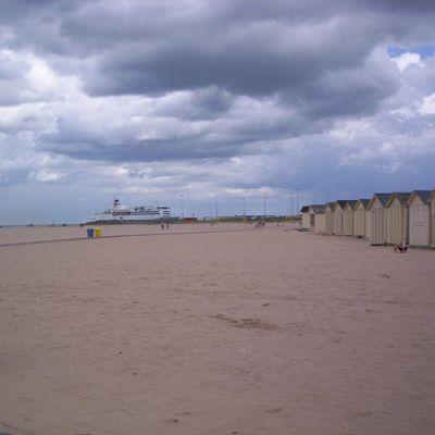 La Côte Normande, de Ouistreham à Luc-sur-Mer