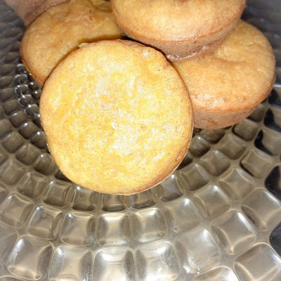 Muffin pomme cannelle au Cake Factory