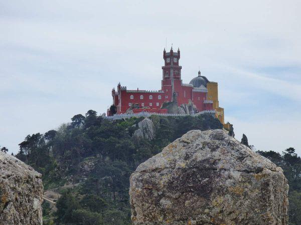 Le château de Pena