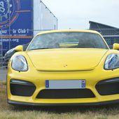 AG91 * Porsche Cayman (981) GT4 '15 - Palais-de-la-Voiture.com
