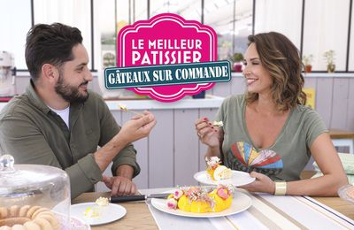 Benjamin de la saison 3 affrontera Sandrine de la saison 5 dans « Le Meilleur Pâtissier : gâteaux sur commande » ce soir sur M6