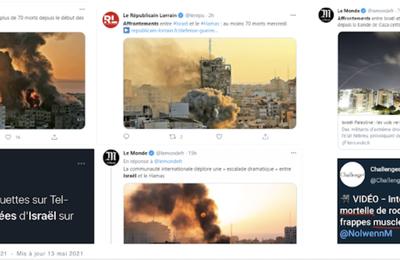 Palestine: 5 techniques de manipulation du langage au service des dominants