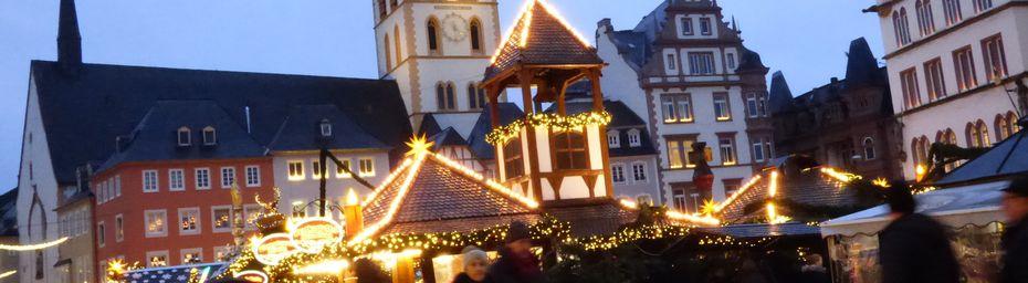 TRIER ( TREVES - Rhénanie-Palatinat ) - au fil des rues et des places