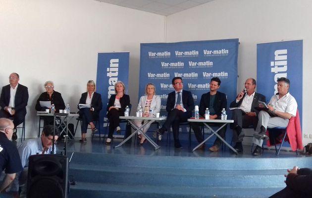 Le contenu du débat entre les candidats(es) de la 4ème Circo du Var escamoté dans la presse.