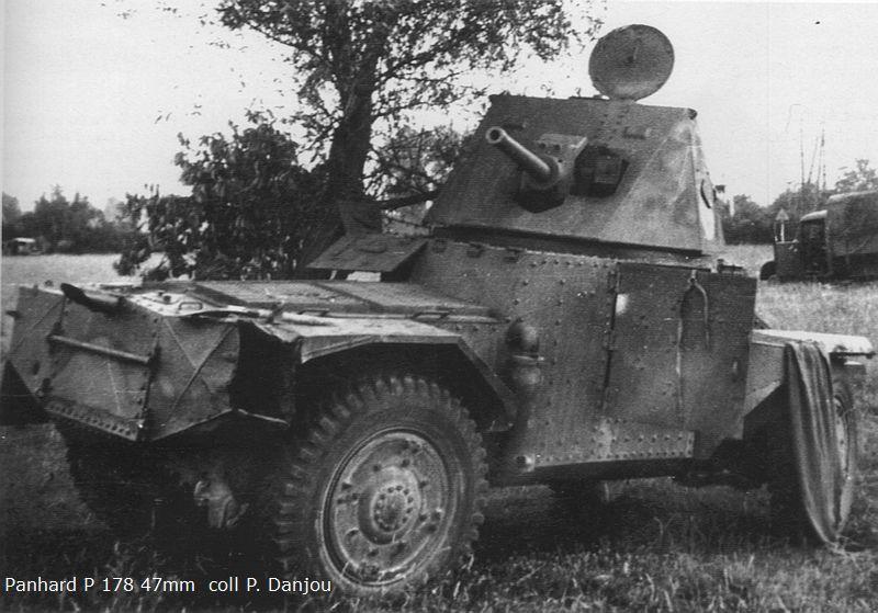 Panhard 178 - 47mm