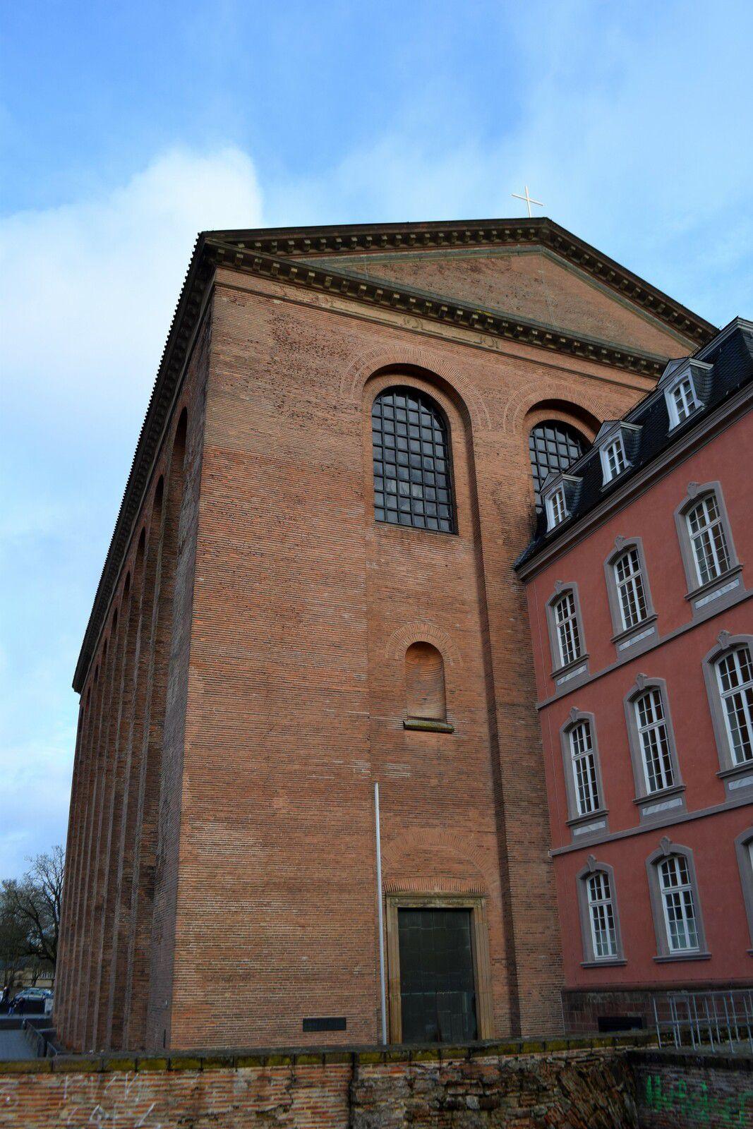 Basilique de Constantin